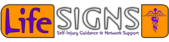 LifeSIGNS Self-Injury Guidance and Network Support