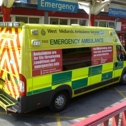 For paramedics, nurses, A&E staff, and all HCPs
