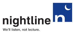 At uni? Have you found your Nightline?