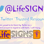 LifeSIGNS: Twitter's Trusted Resource