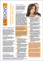 Factsheet for parents