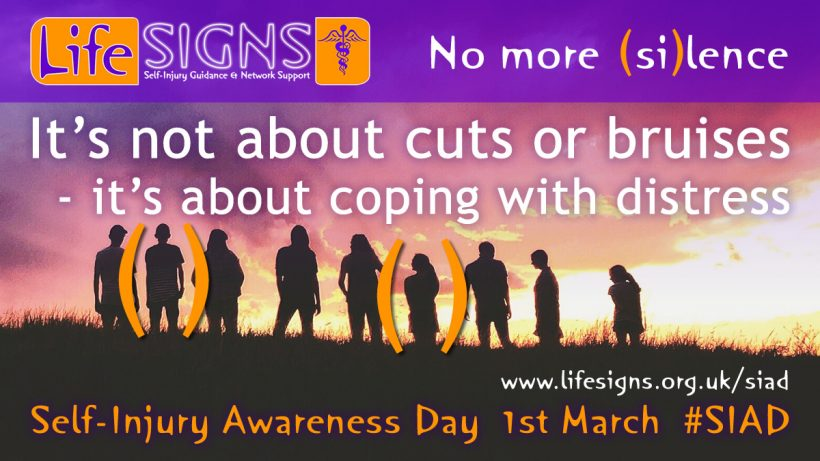 What good is an awareness day? What about tomorrow?